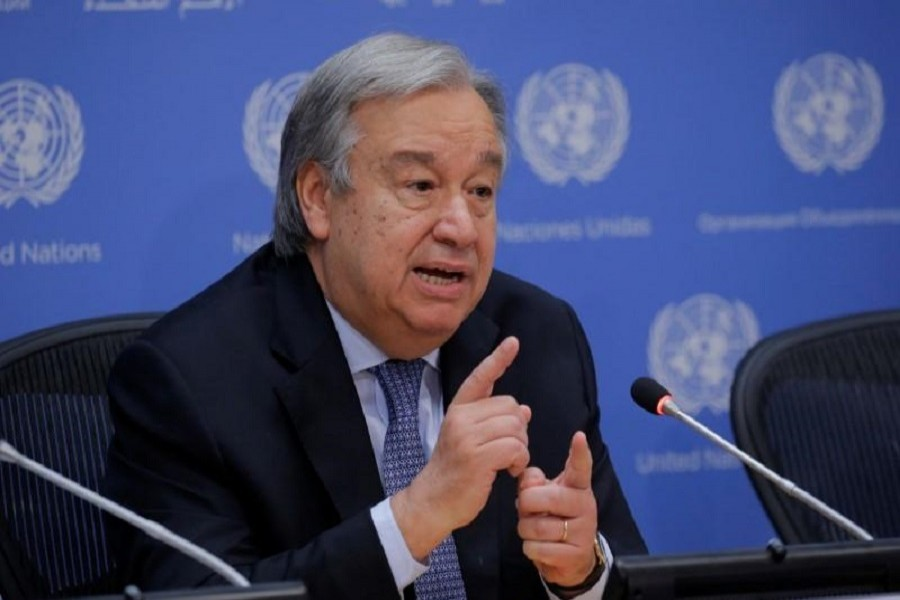 No time to waste in empowering women: UN chief