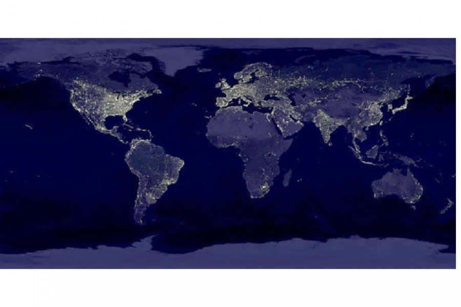 Measuring economic activity from space
