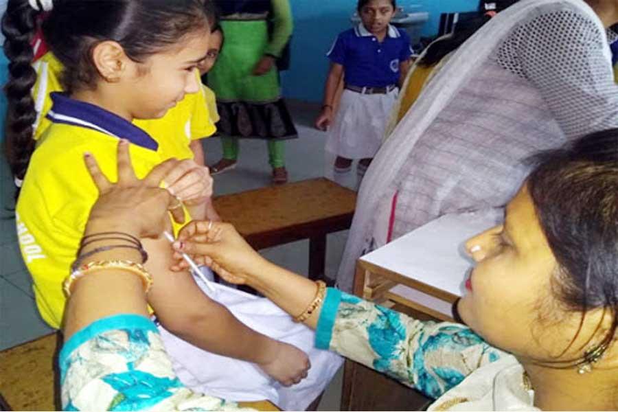 Children's non-Covid health risks
