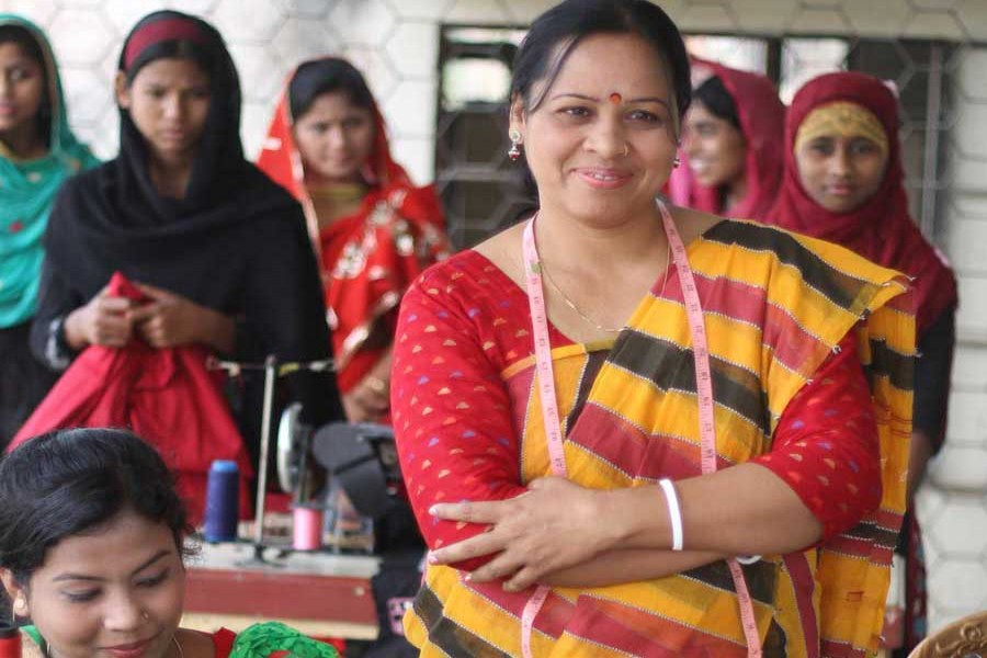 Empowering women economically