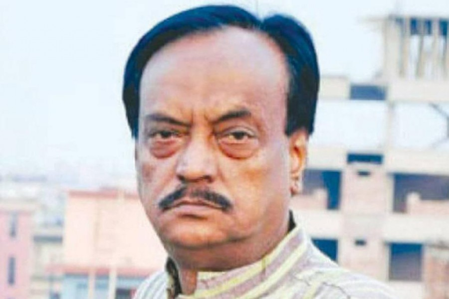 Renowned music director Alauddin Ali on life support