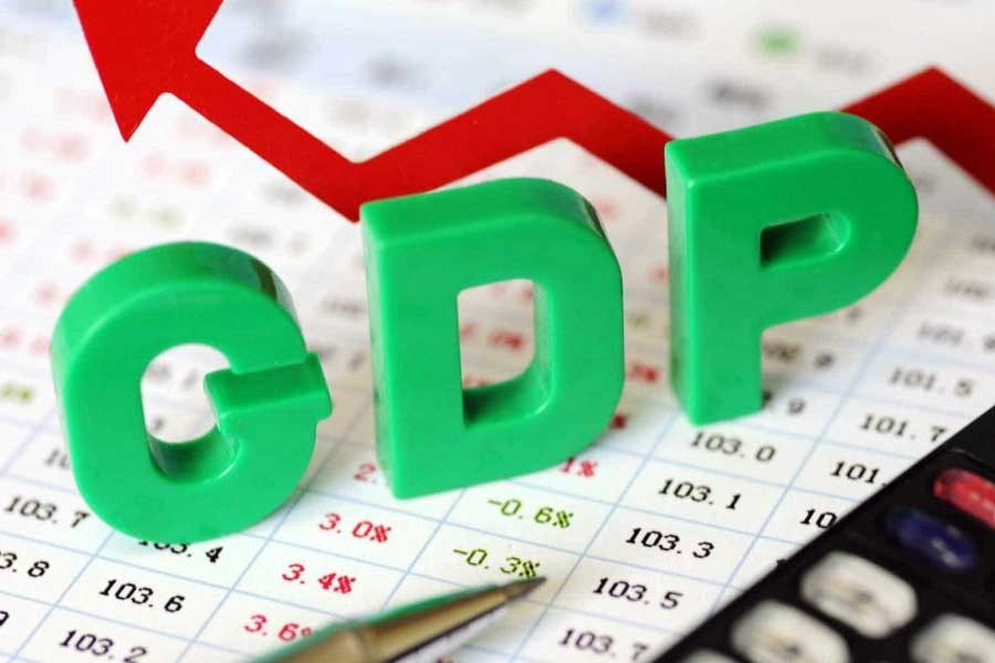 GDP growth rate reaches 5.24pc in FY20: BBS