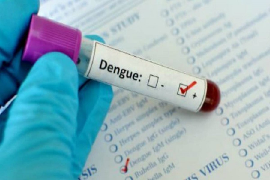 One more dengue patient detected in 24 hours