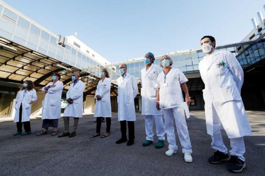 Italy begins testing potential COVID-19 vaccine on volunteers