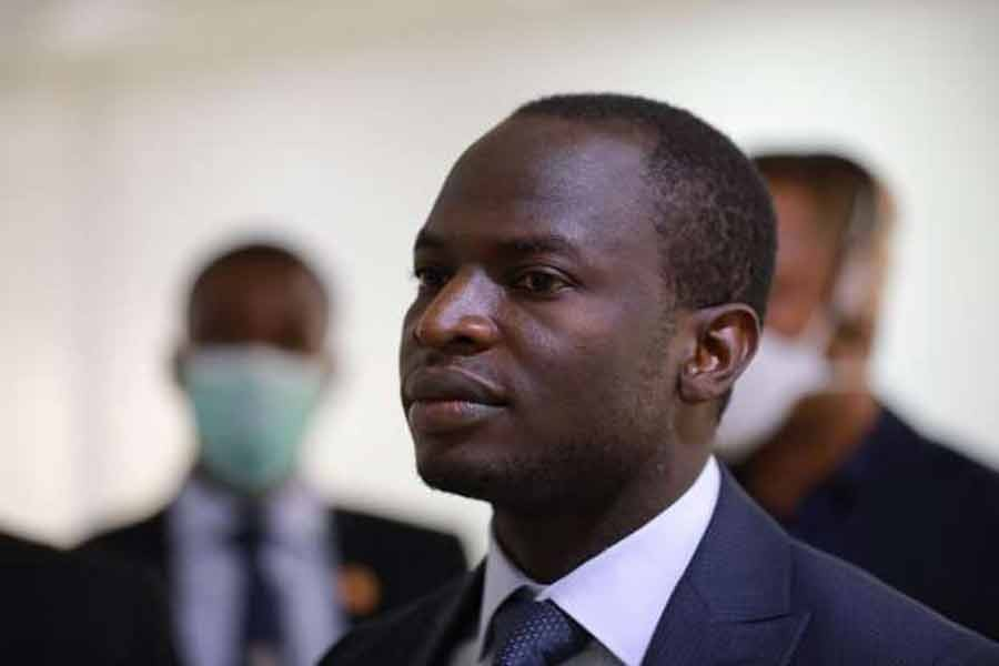 Dr Aliyu Sokomba, President of National Association of Resident Doctors (NARD) of Nigeria