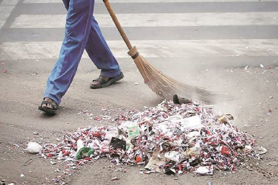 Towards a clean, waste-free city