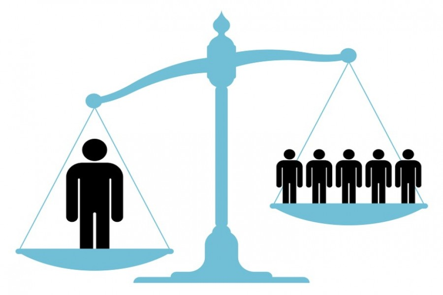 Conquering the great divide, the inequality