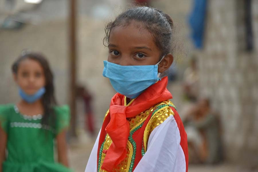 New analysis reveals the number of children living in multidimensional poverty – without access to education, health, housing, nutrition, sanitation, or water – has increased by 15 per cent since the start of the pandemic