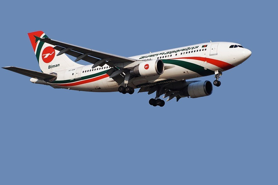 Biman resumes flights to Singapore on October 1
