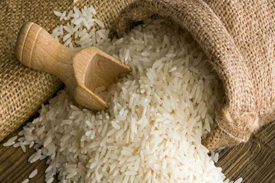 Rice prices strike seven-month high