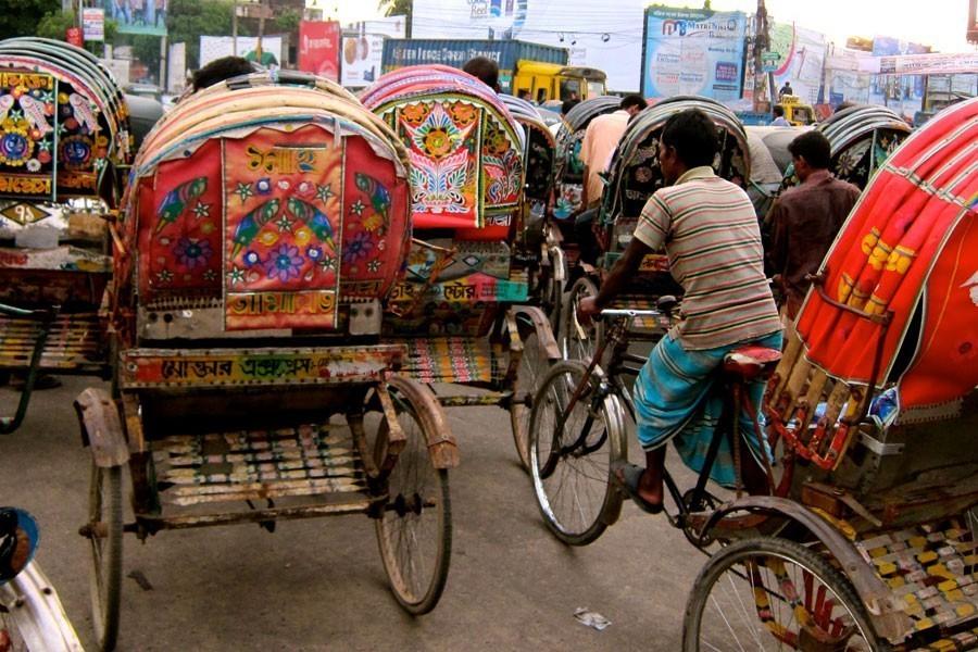 Is rickshaw art losing its sheen?