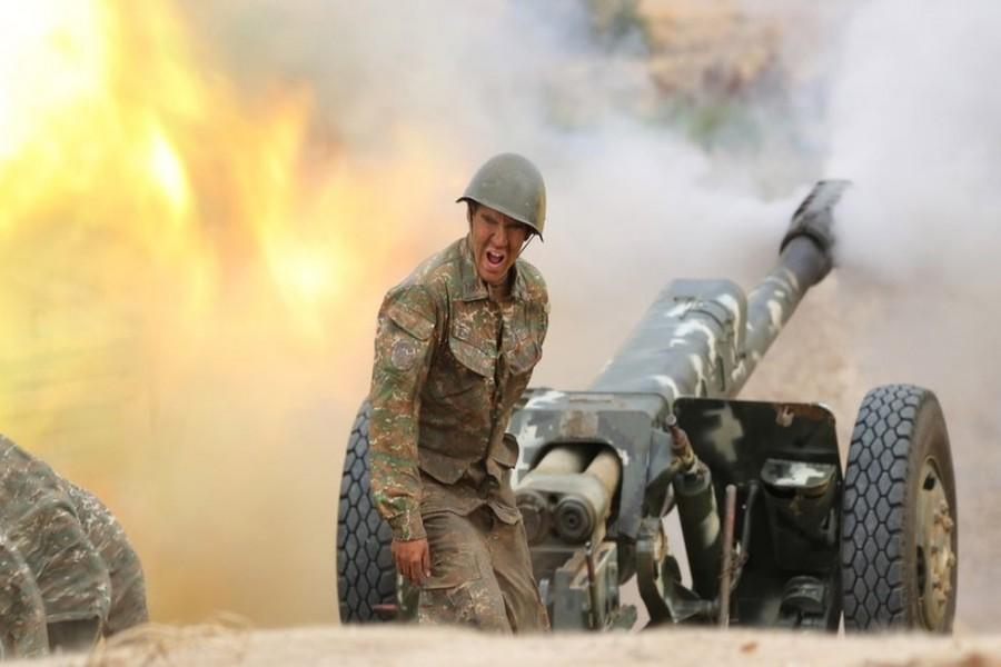 Nagorno-Karabakh conflict reignites again