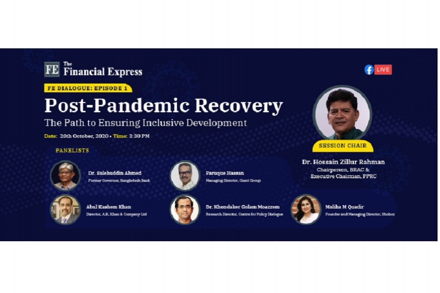 FE holds dialogue on post-pandemic recovery today