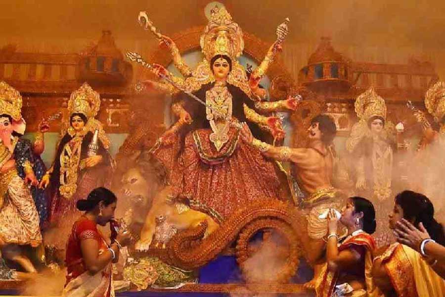 Durga Puja begins Thursday maintaining health guidelines