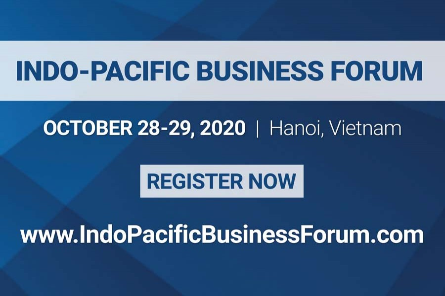 Virtual Indo-Pacific Business Forum registration opens