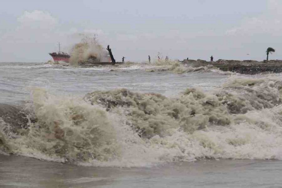 Met Office asks maritime ports to host signal no 4