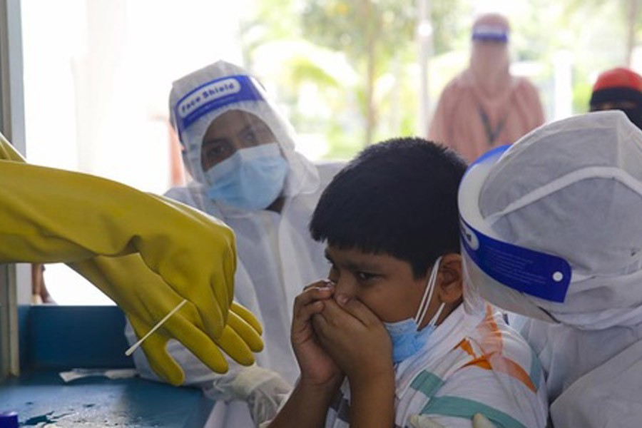 1,586 new coronavirus cases, 14 deaths in 24 hours