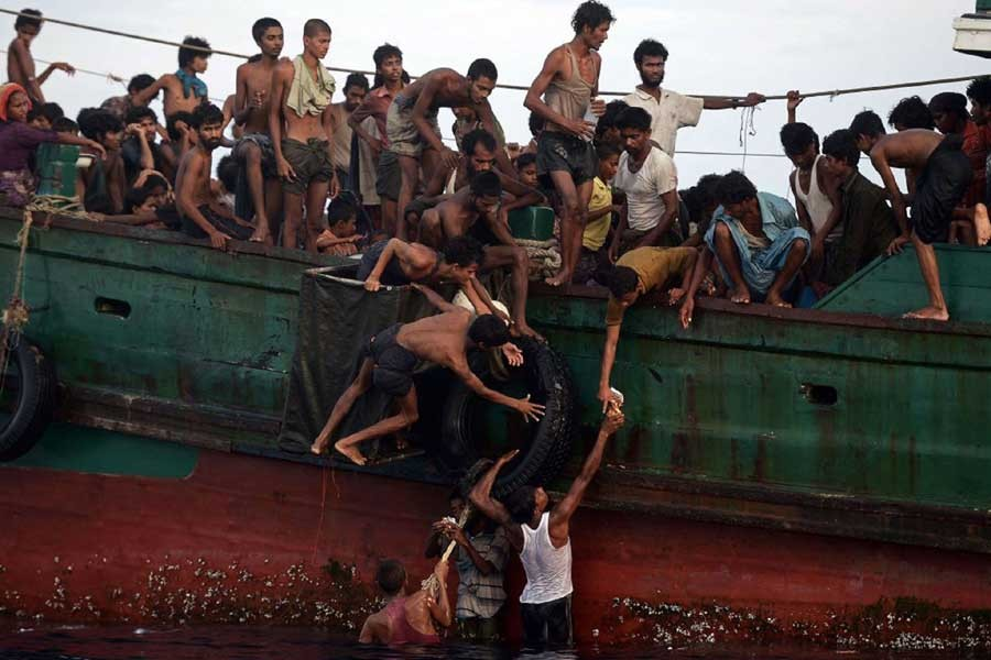 Rohingya crisis: Waning  concern, dwindling funds