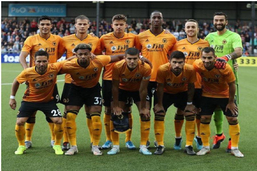 Wolves: A Portuguese colony at the heart of England