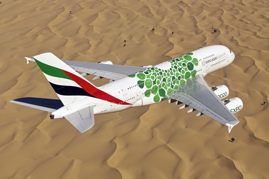 Emirates expands A380 network with inclusion of Amman