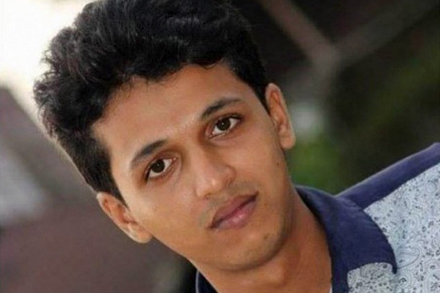 Refat Shorif was hacked to death on a Barguna road in June 2019 - collected/UNB