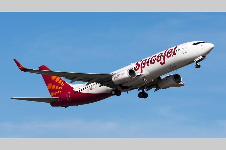 Spicejet announces eight new flights to Bangladesh