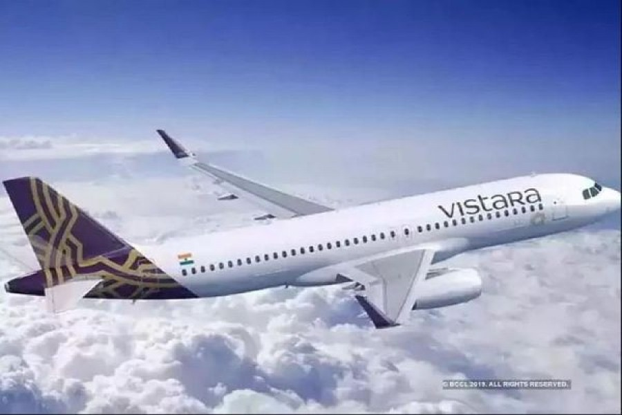 Vistara to start flights to Bangladesh from Nov 5 under air bubble pact
