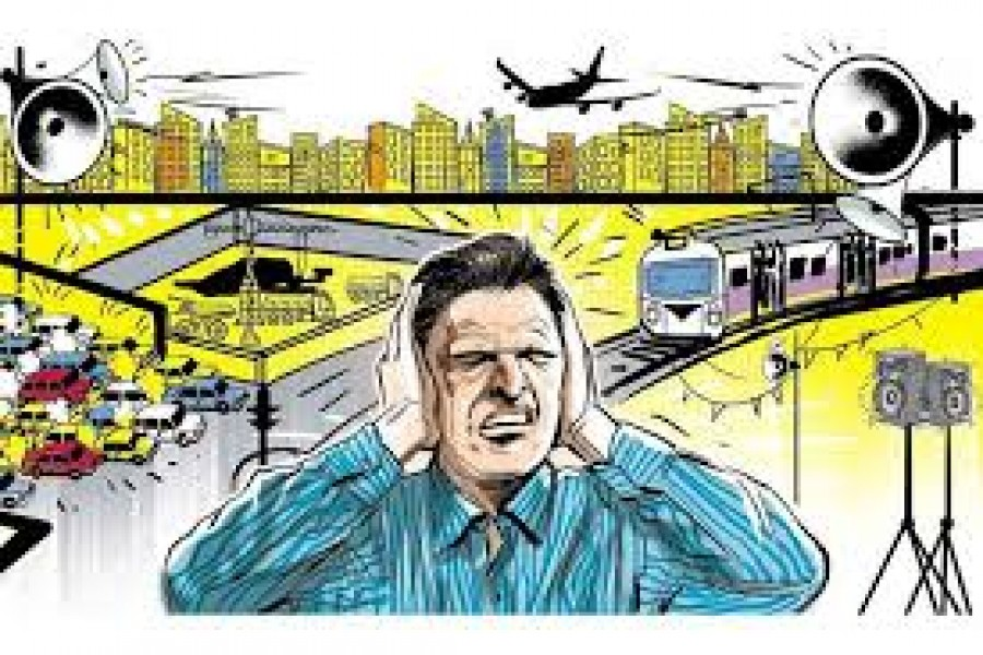 Noise pollution harming city life