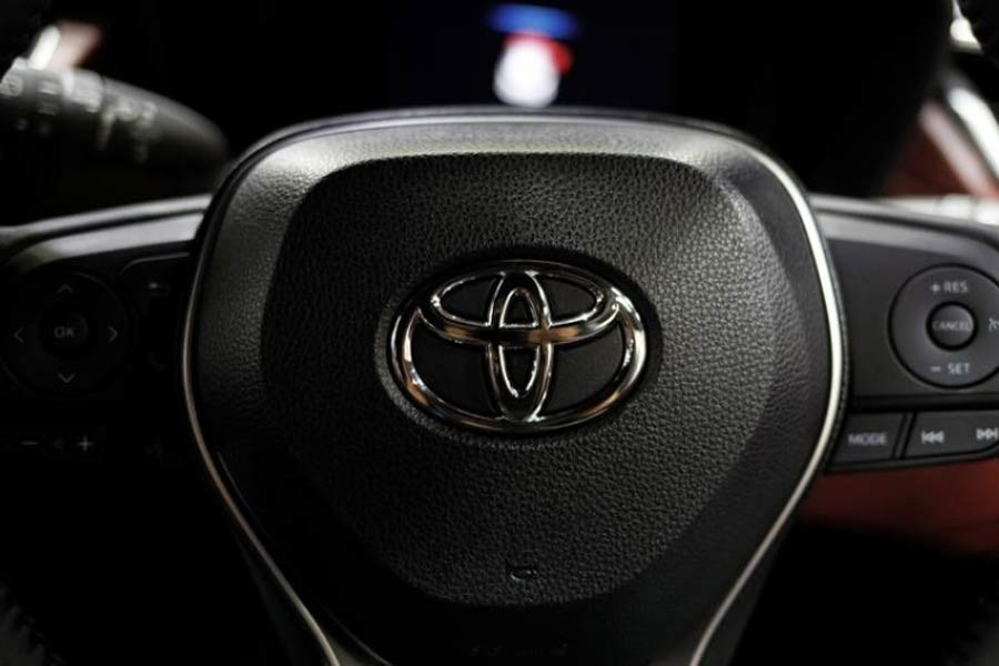 Toyota recalling 5.84 million vehicles with faulty fuel pumps