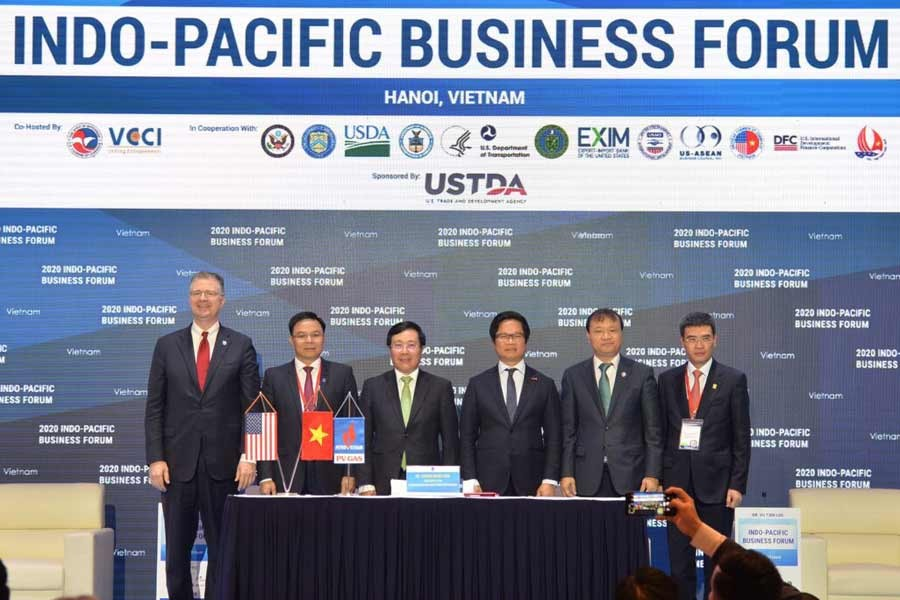 US supports one million American jobs in Indo Pacific in two years