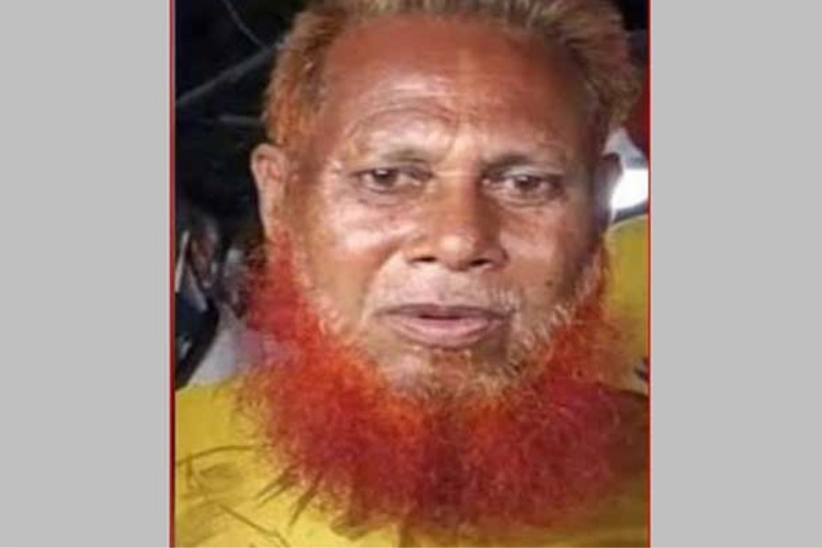 Abdul Gafur, 65, was apprehended outside his house in the west Talla area on Oct 30 - Collected/bdnews24.com