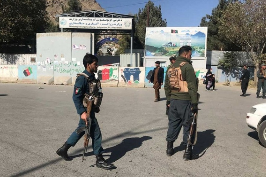 Gunmen storm Kabul University in second deadly attack on students