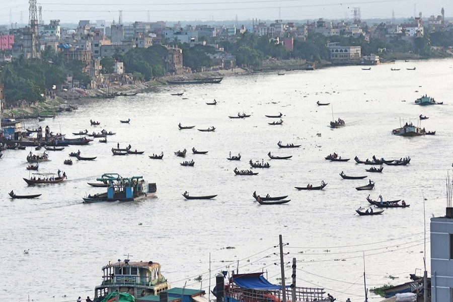 Innovative plan for Dhaka's transformation