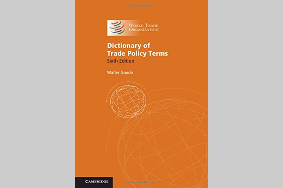 Cambridge releases new edition of dictionary of trade policy terms