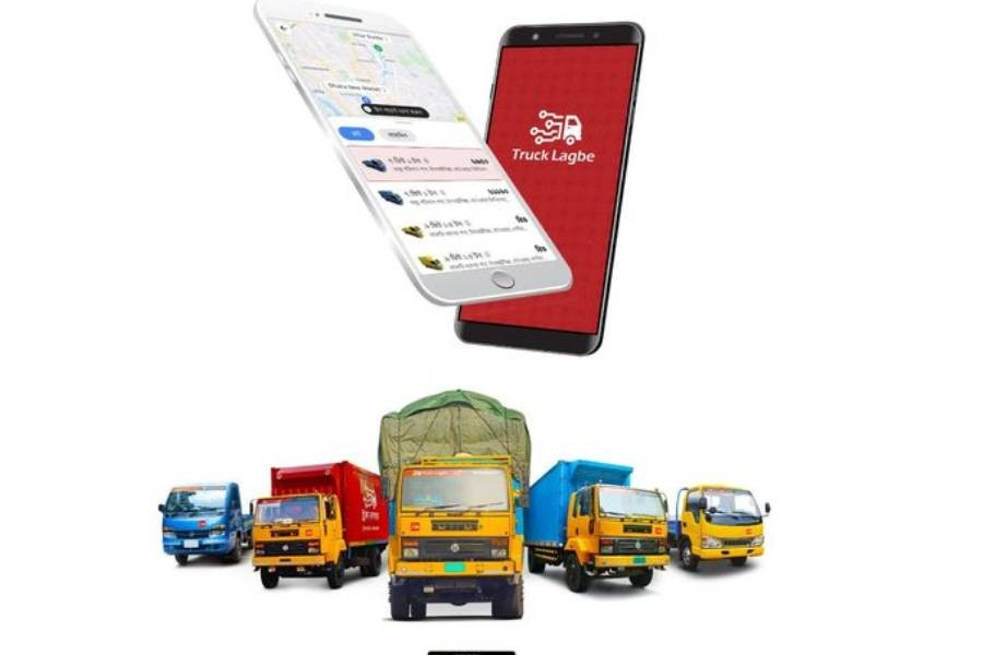 Truck Lagbe launches new version of app