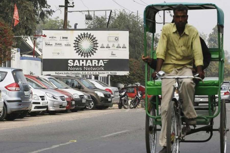 Indian regulator demands $8.4b from Sahara in Supreme Court petition