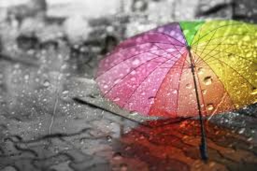 Met office forecasts rain or thunder shower in five divisions