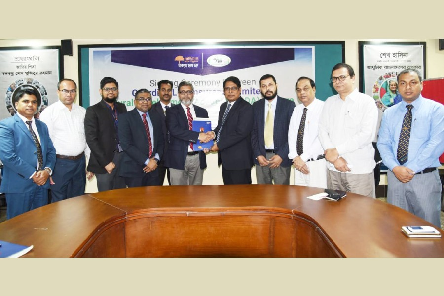 Guardian Life Insurance signs agreement with Rural Development Academy