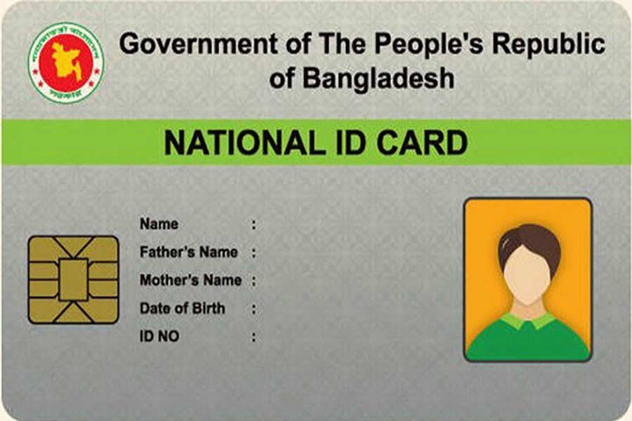 All citizens, aged above 14, to get smart NID cards