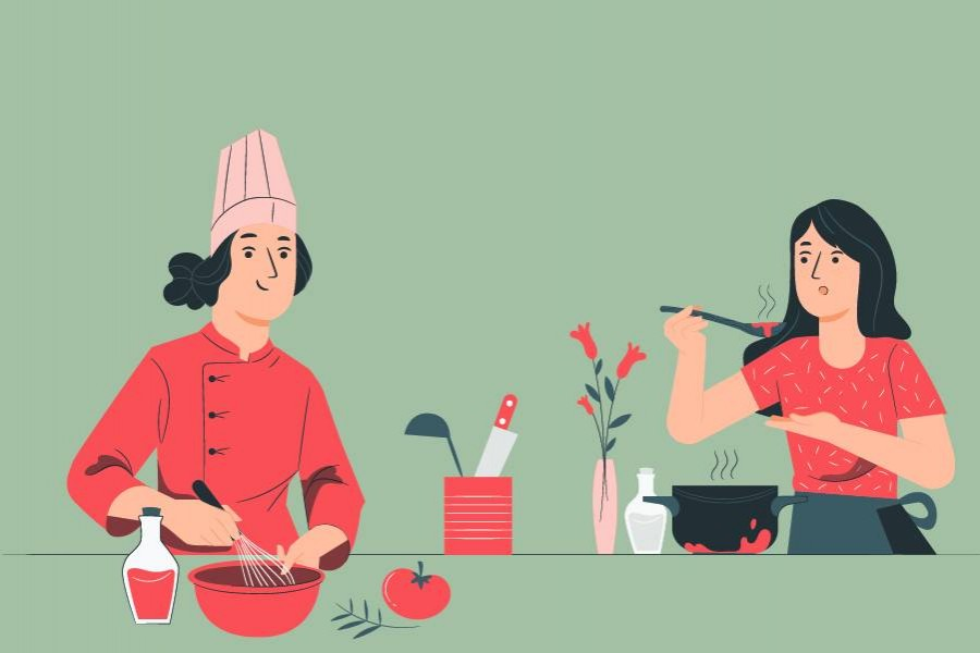Cooking and cleaning: Gender role or life skill?