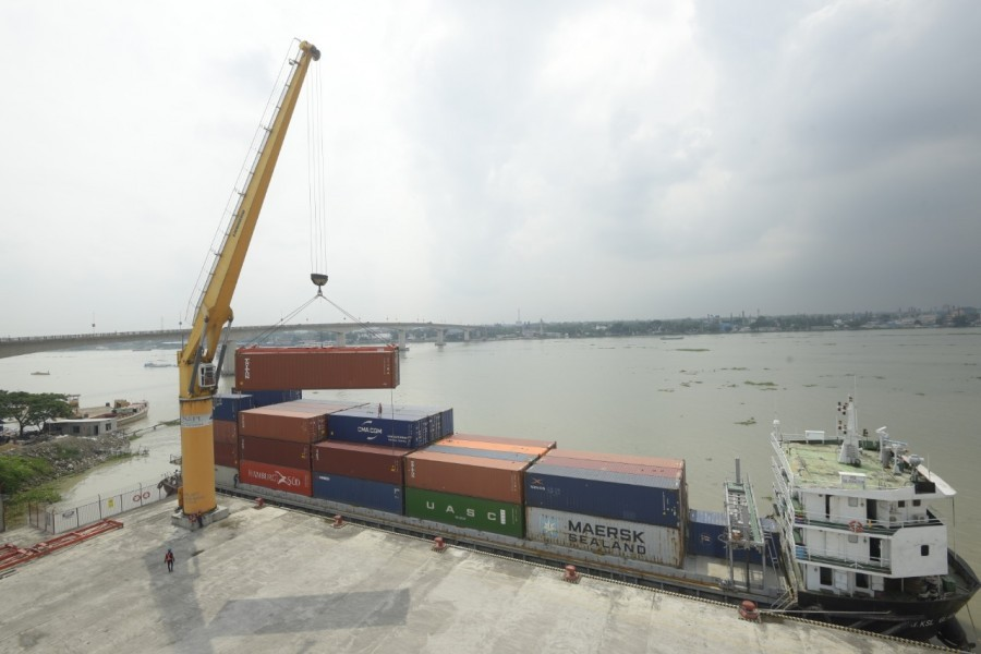 Private port to handle bulk cargoes to facilitate trade with India