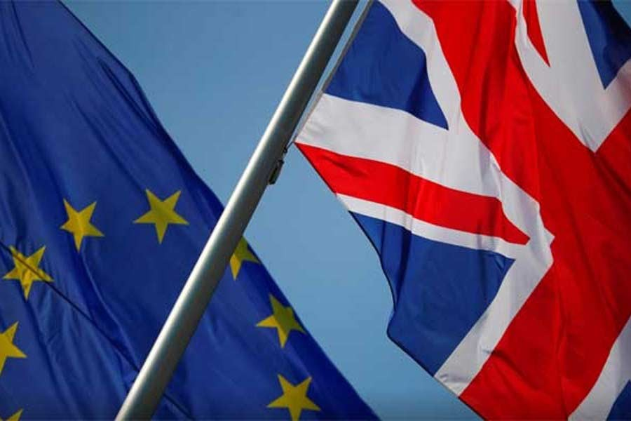 Britain, EU resume face-to-face negotiations over trade deal