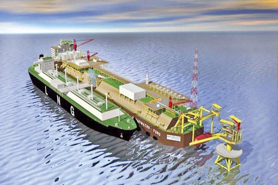 Experts for feasibility study on Matarbari LNG, LPG terminals