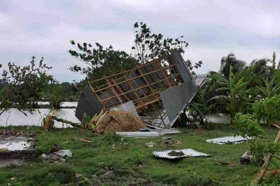 Hundreds of Amphan-struck people still have nowhere to go