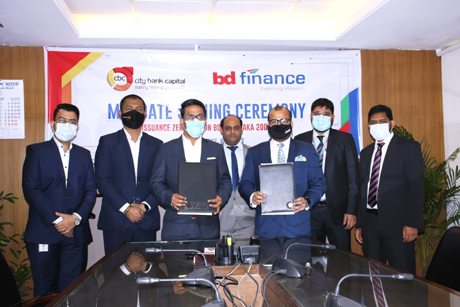 BD Finance signs  agreement with City Bank Capital Resources