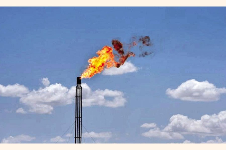 Gas output doubles at Srikail well