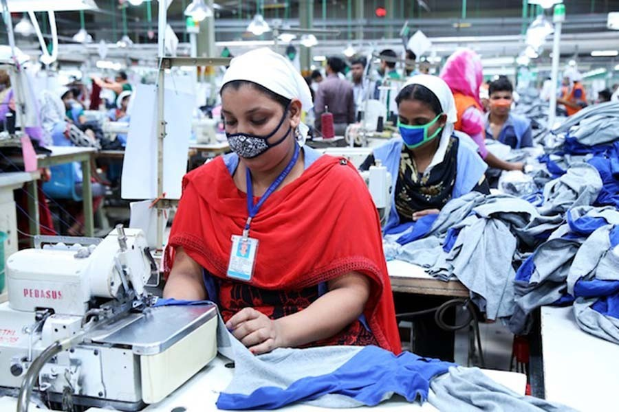 APAC region's largest wage fall recorded in Bangladesh