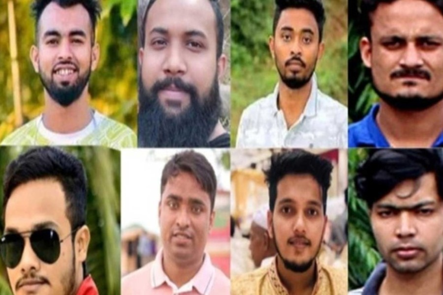 Police press formal charges against eight suspects over Sylhet MC College rape