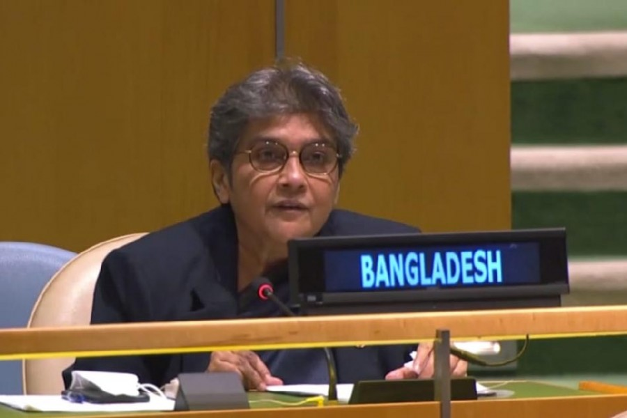UN unanimously adopts Bangladesh's flagship resolution on 'Culture of Peace'