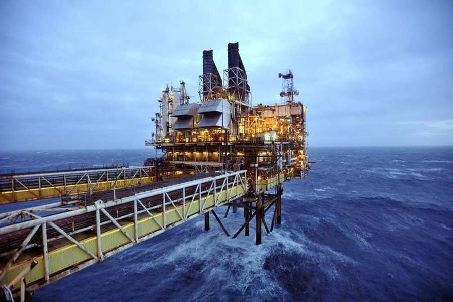 Denmark to stop pumping oil, gas in North Sea